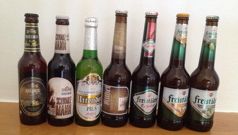 Produkte für Männer Bier