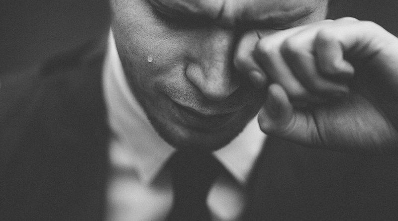Als Mann Gefühle zeigen