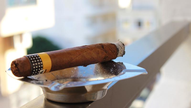 Zigarrenzubehör Zigarren-Aschenbecher