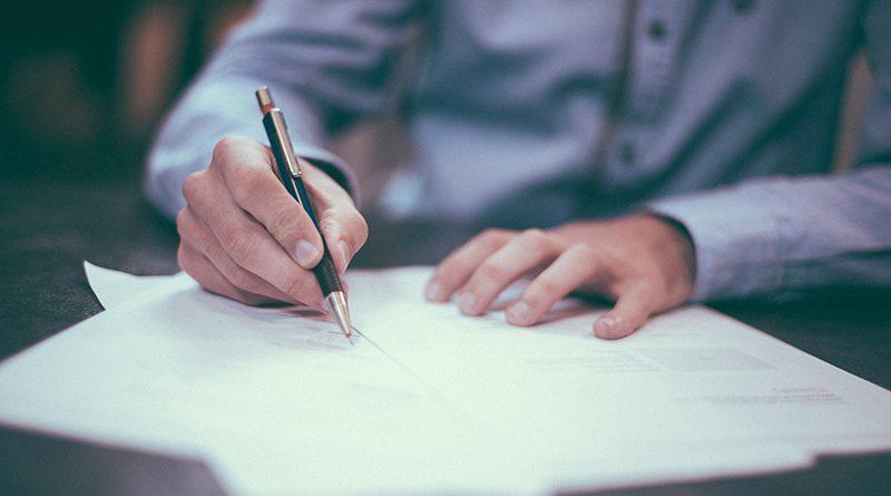 Job Bewerbungsschreiben verfassen