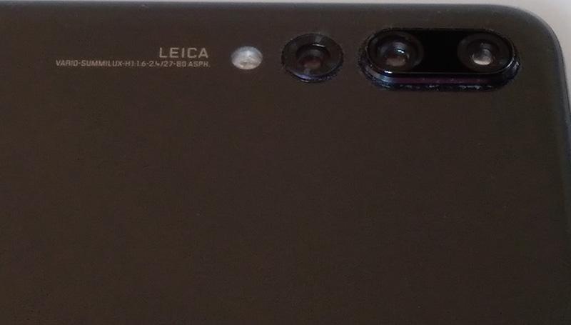 Huawei P20 Pro Leica Kamera