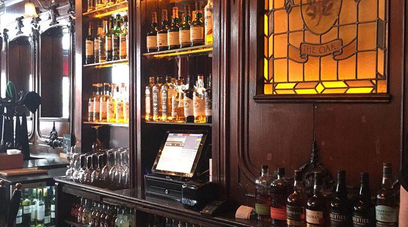 Zuckersüßer Cider im Irish Pub