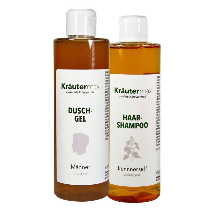 Männerpflege Duschgel Männer Shampoo