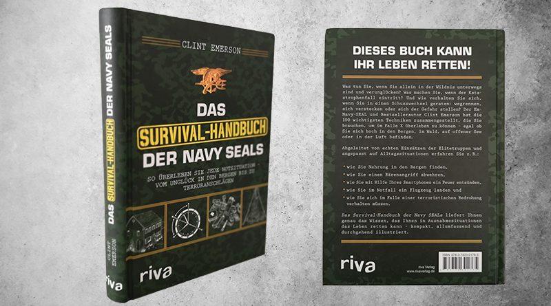 Clint Emerson -Das-Survival-Handbuch der Navy Seals
