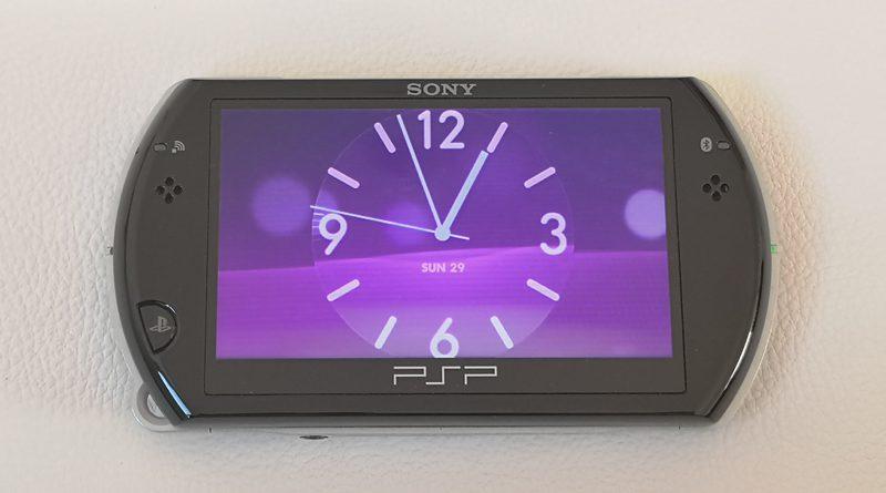 Männerreich Sony PSP Go Männer Gadget